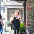 Nicollette Sheridan Nicollette Sheridan Spotted Out In Los Angeles On July 11, 2019