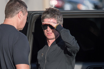 Noel Gallagher Noel Gallagher At 'Jimmy Kimmel Live'
