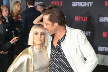 Noomi Rapace Premiere of Netflix's 'Bright'