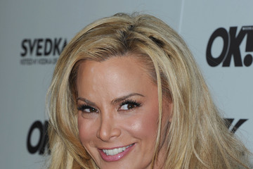 Cindy Margolis OK! Magazine USA's Fifth Anniversary Party