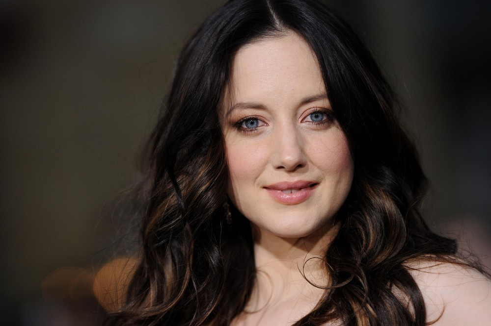 Andrea Riseborough couple