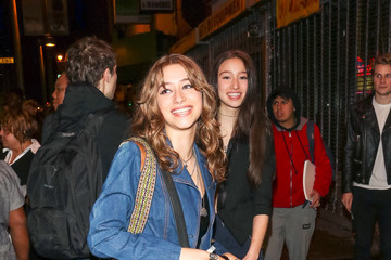 Odessa Adlon Odessa Adlon Is Seen Outside The Teen Vogue Young Hollywood Party At L.A. Theatre