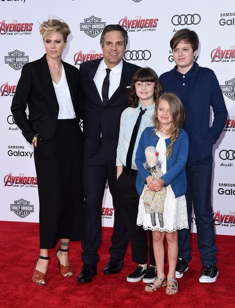 'Avengers: Age of Ultron' World Premiere []