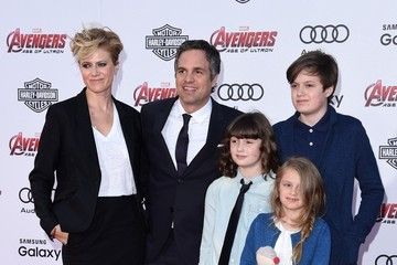 Odette Ruffalo 'Avengers: Age of Ultron' World Premiere