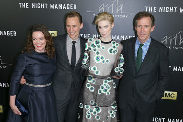 Olivia Coleman Premiere of AMC's 'The Night Manager'
