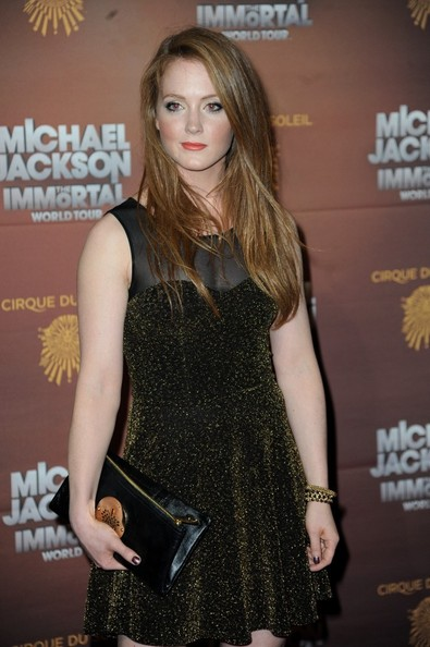 Olivia Hallinan - Immortal World Tour - Euro Premiere