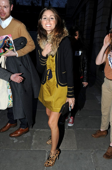 Olivia Palermo - Olivia Palmero at the Look Show at London Fashion Week