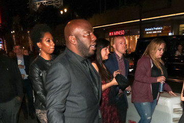 Omar Dorsey Omar Dorsey Is Seen At The 'Halloween' Premiere At TLC Chinese Theatre In Hollywood