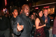Omar Dorsey Is Seen At The 'Halloween' Premiere At TLC Chinese Theatre In Hollywood