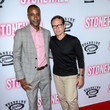 Otoja Abit Celebrities Arrive at the Los Angeles Premiere of 'Stonewall'