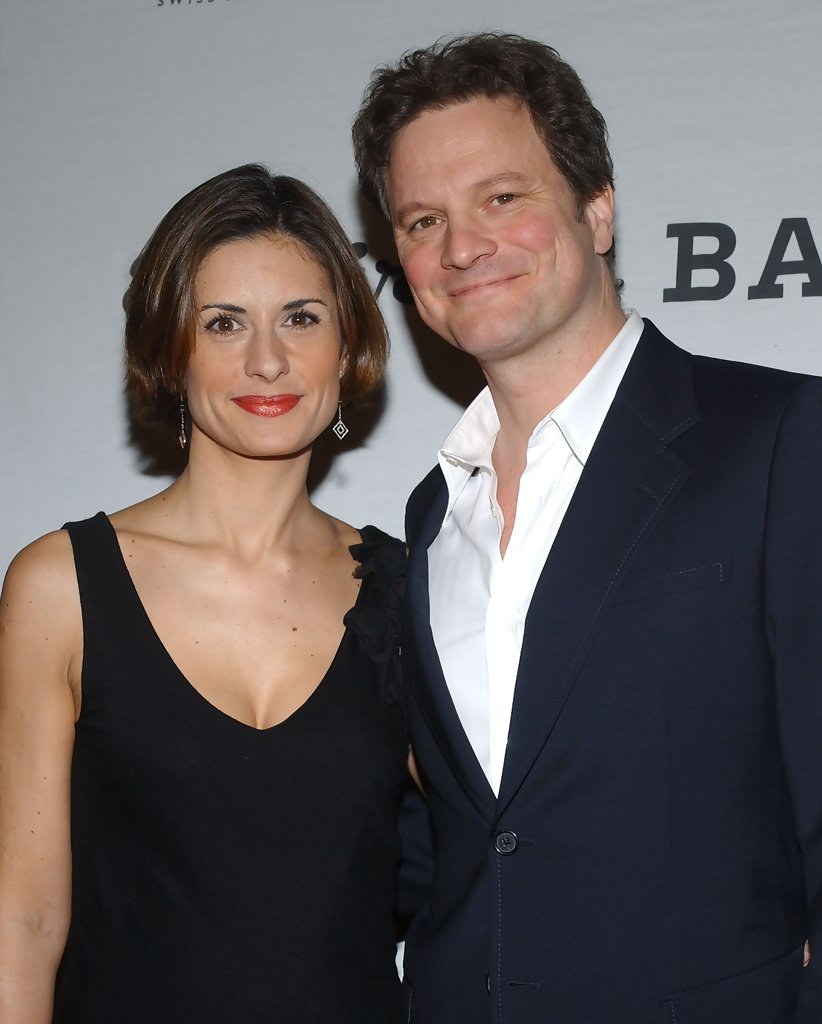 Oxfam auctions date with Colin Firth
