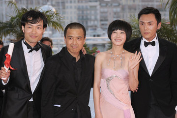 Qin Hao Palm d'Or Award Ceremony Photocall at Cannes