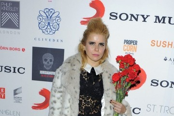 Paloma Faith Celebs at the Warner Music Party — Part 2