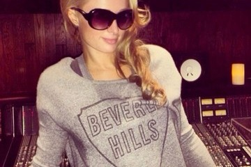 Paris Hilton Celebrity Social Media Pics