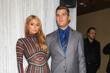 Paris Hilton The Fred Hollows Foundation Inaugural Fundraising Gala Dinner at Dream Hotel in Hollywood