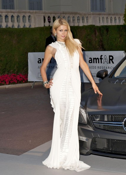 Paris Hilton - Cinema Against AIDS amfAR Gala