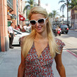 Paris Hilton Out and About 2