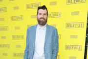 Timothy Simons is seen attending the opening night of 'Belleville' at the Pasadena Playhouse in Los Angeles, California.