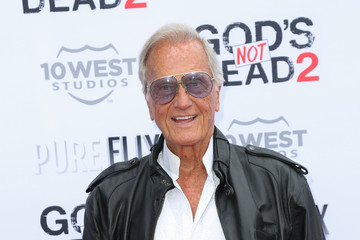 Pat Boone Premiere of Pure Flix Entertainment's 'God's Not Dead 2' at Directors Guild of America