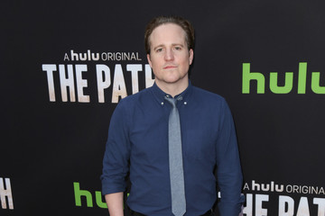 Patch Darragh Celebrities Attend the Premiere of Hulu's 'The Path' at ArcLight Theatre