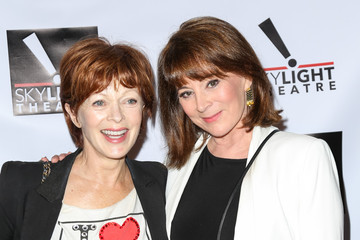 Patricia Richardson Celebrities Arrive at Skylight Theatre Complex