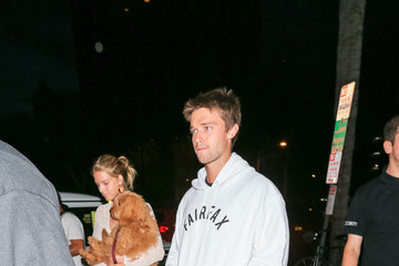 Patrick Schwarzenegger Patrick Schwarzenegger Runs Errands in Los Angeles