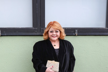 Patrika Darbo Celebrity Sightings Outside the Hollywood Museum Oscar Viewing Party
