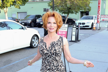 Patsy Pease Celebrity Sightings at Mel's Diner