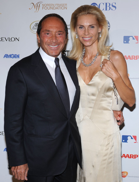 Paul Anka with hot, Wife Anna Anka