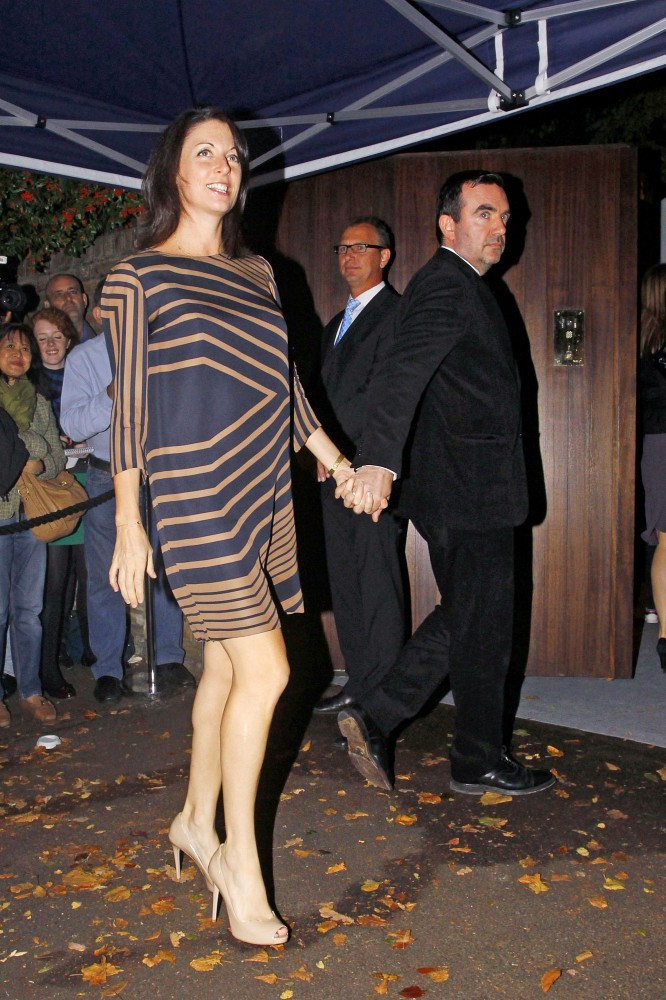 Mary Mccartney Photos Photos Guests At The Wedding Of