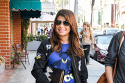 Paula Abdul Is Seen Out and About