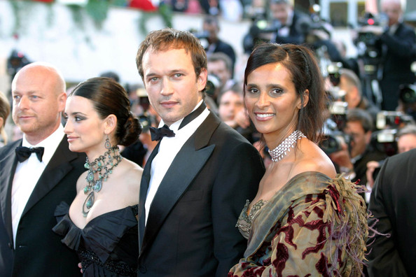 Vincent perez and wife