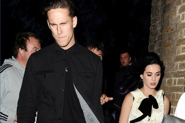 Katy Perry Robert Ackroyd Katy Perry and Robert Ackroyd Out Together in London 2