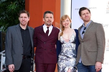 Peter Spierig Ethan Hawke's Hand and Footprint Ceremony