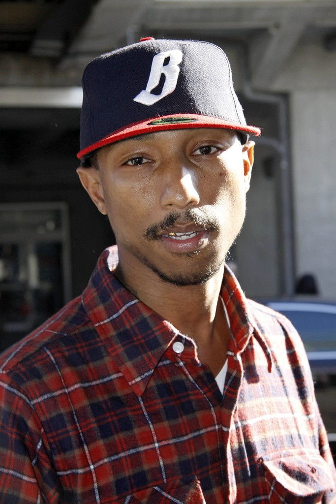 Pharrell Williams Photos Photos Pharrell Williams At