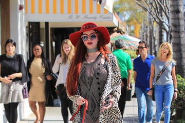 Phoebe Price Phoebe Price Is Seen in Beverly Hills