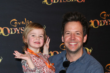 Pierre Bouvier Celebs Attend the Premiere of Cavalia's 'Odysseo' at Odysseo's White Big Top