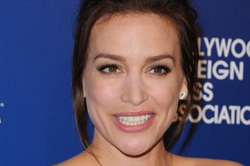 Piper Perabo Celebs at the HFPA Luncheon