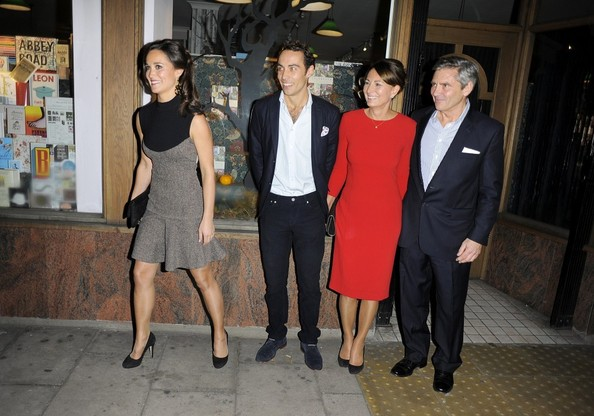 Pippa Middleton - Royals Attend Pippa Middleton's Book Launch 2