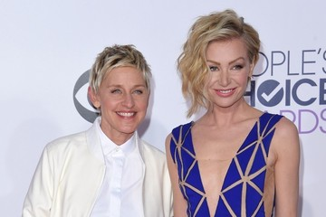 Portia de Rossi Arrivals at the People's Choice Awards