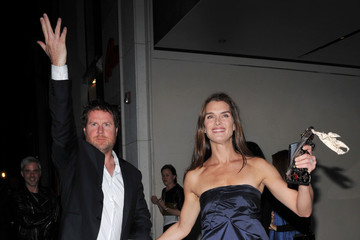 e213e688041a Brooke Shields Chris Henchy Prada