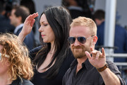 Laura Prepon and Ben Foster Attend the Spirit Awards