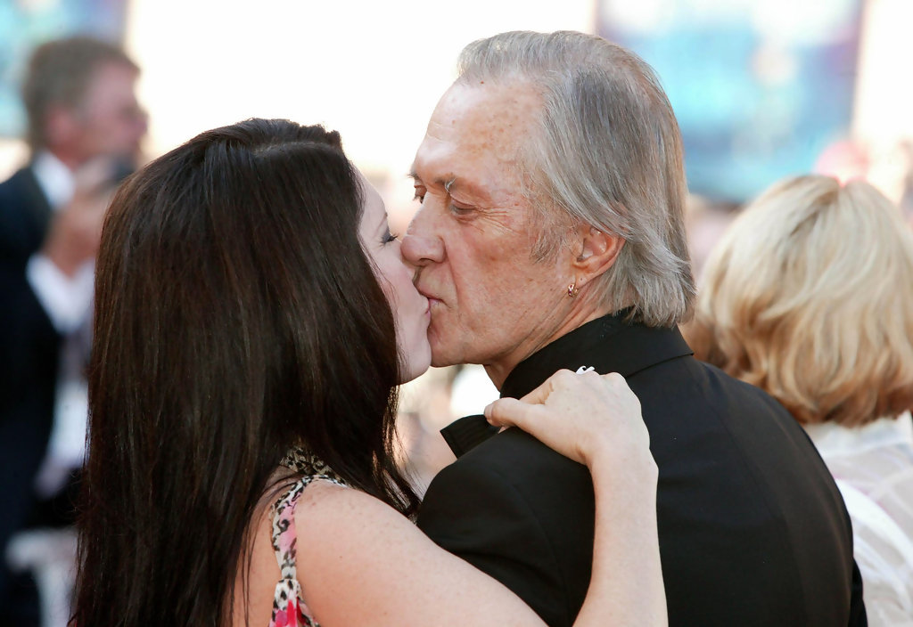 david carradine sex life