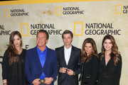 Arnold Schwarzenegger and Patrick Schwarzenegger Photos Photo