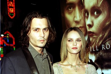 "Vanessa Paradis Premiere of ""Sleepy Hollow"""