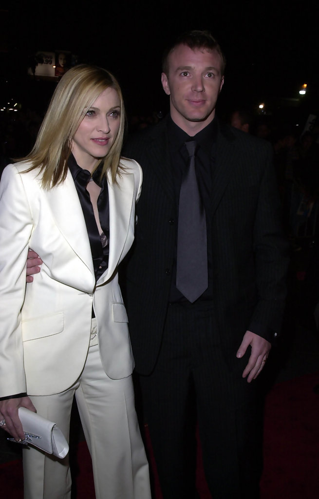 Madonna and Guy Ritchi...