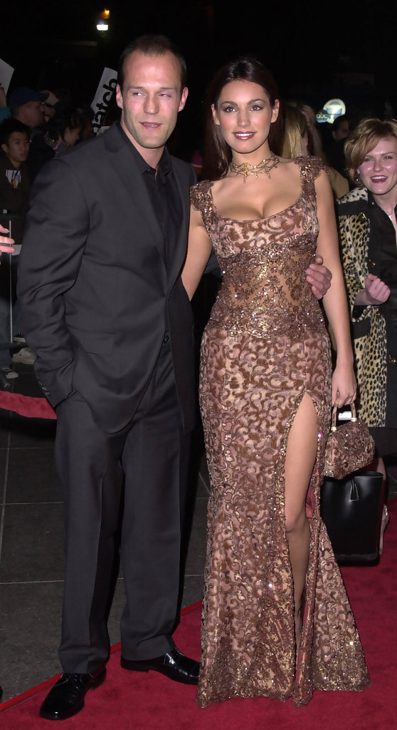 jason statham and kelly brook photos photos   premiere of
