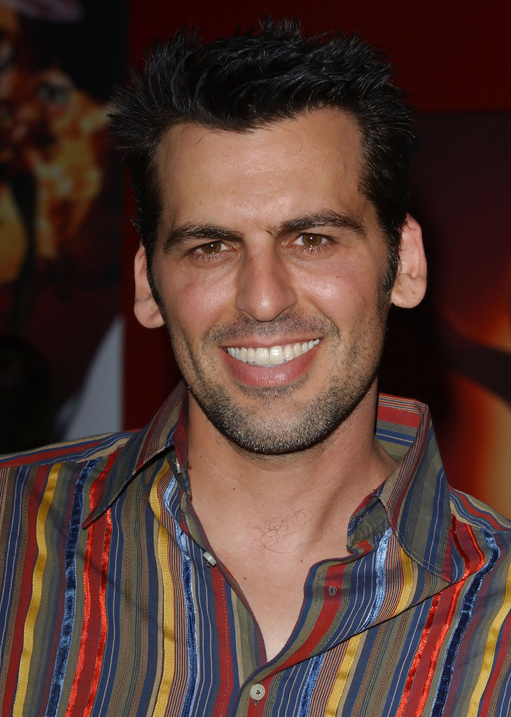 """Oded Fehr Photos Photos - Premiere of """"The Incredibles ... Milla Jovovich Filmography"""