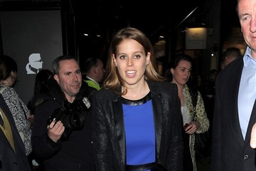 Princess Beatrice Celebs at Karl Lagerfeld's Store Launch