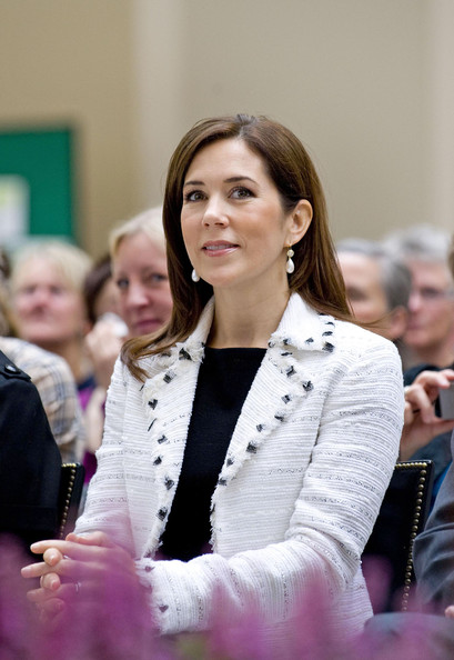"Princess Mary speaks to ""Stop Bullying"""